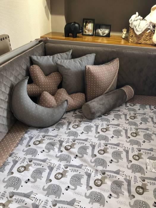 Diseño de habitación Bebé - Lucas by ea interiorismo de ea interiorismo Industrial