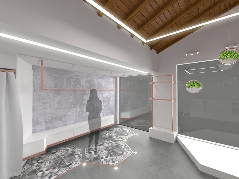 Cares Studio Commercial Spaces Ceramic Grey