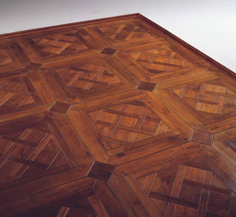 Oleh Pavimenti in Legno e Design di Arredo Uderzo Klasik Kayu Wood effect