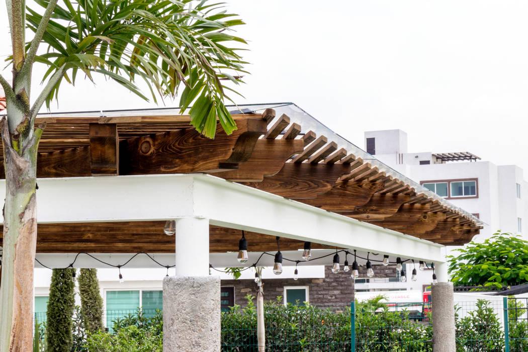 Jardin moderne par Boceto Arquitectos Paisajistas Moderne