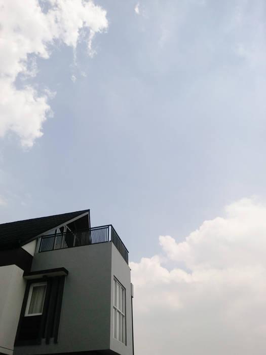 Rumah Gaya Industrial Oleh Atelier Ara Industrial