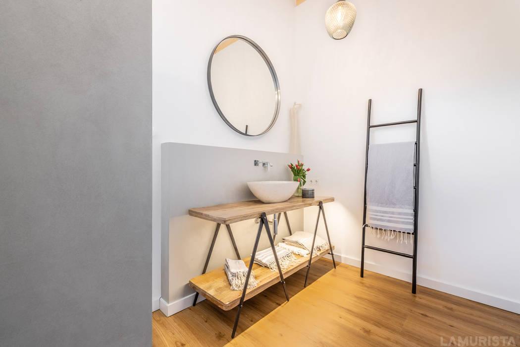 Fugenloses Bad Moderne Badezimmer von Lamurista GmbH Modern