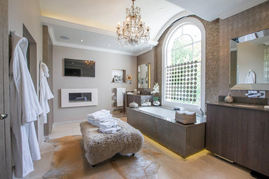 St Johns Wood renovation and conversion Kamar Mandi Klasik Oleh Compass Design & Build Klasik