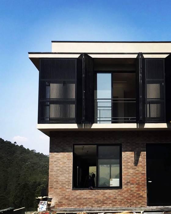 Maisons minimalistes par BARBARA PITANGUEIRA ARQUITETA Minimaliste