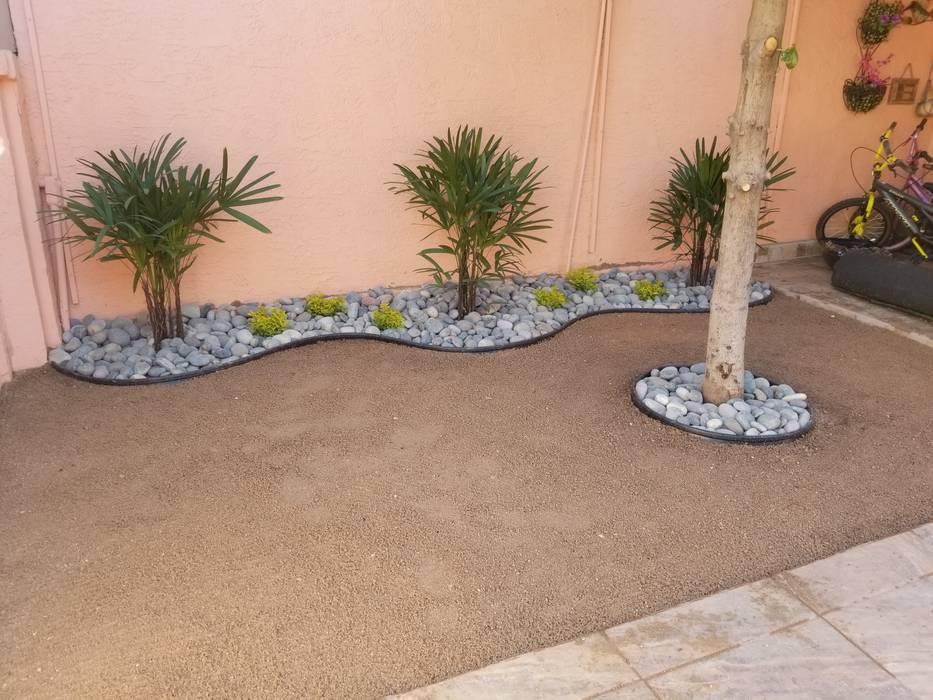 Diseño de jardines Jardines modernos de 🌳Servicios de jardinería Torres 🌳 Moderno