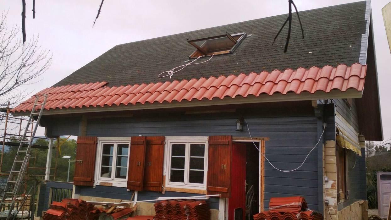 Roofeco System SL Atap gable