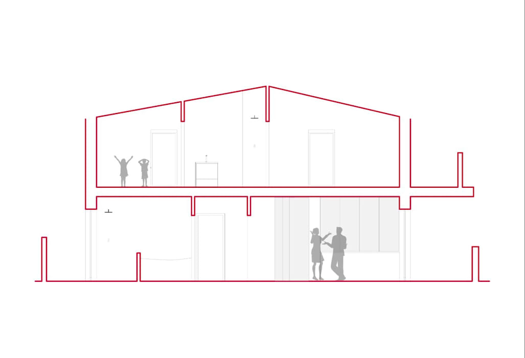 Sezione GruppoTre Architetti