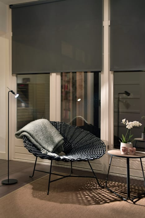 interior design Moderne gangen, hallen & trappenhuizen van Ester Lipsch Creatief Ontwerp Modern
