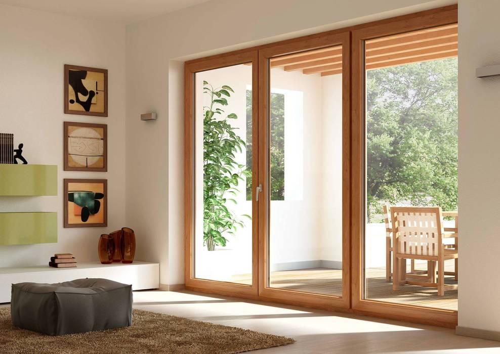 Fenster mit herausragenden Eigenschaften von Szulzyk- Bauelemente Klassisch Plastik