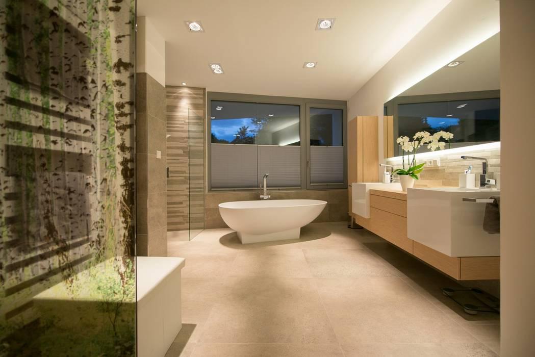 Badezimmer Moderne Badezimmer von Avantecture GmbH Modern