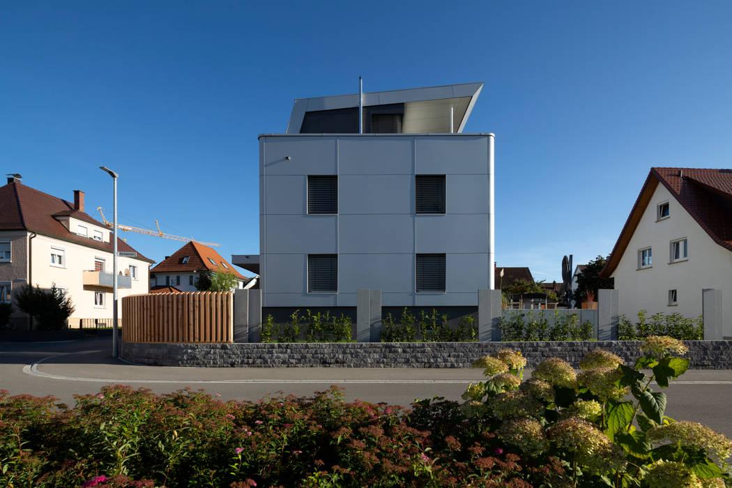 Umbau und Aufstockung eines Wohnhauses, Tettnang Moderne Häuser von Architektur Andrea Rehm Modern