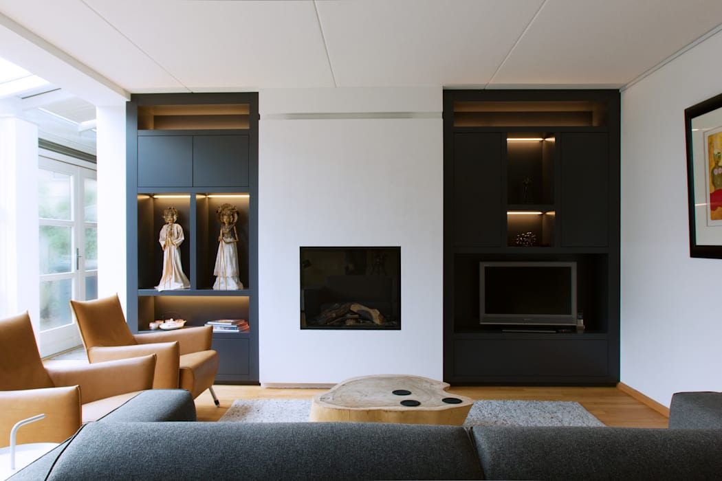 Modern living room by Element ontwerp Modern