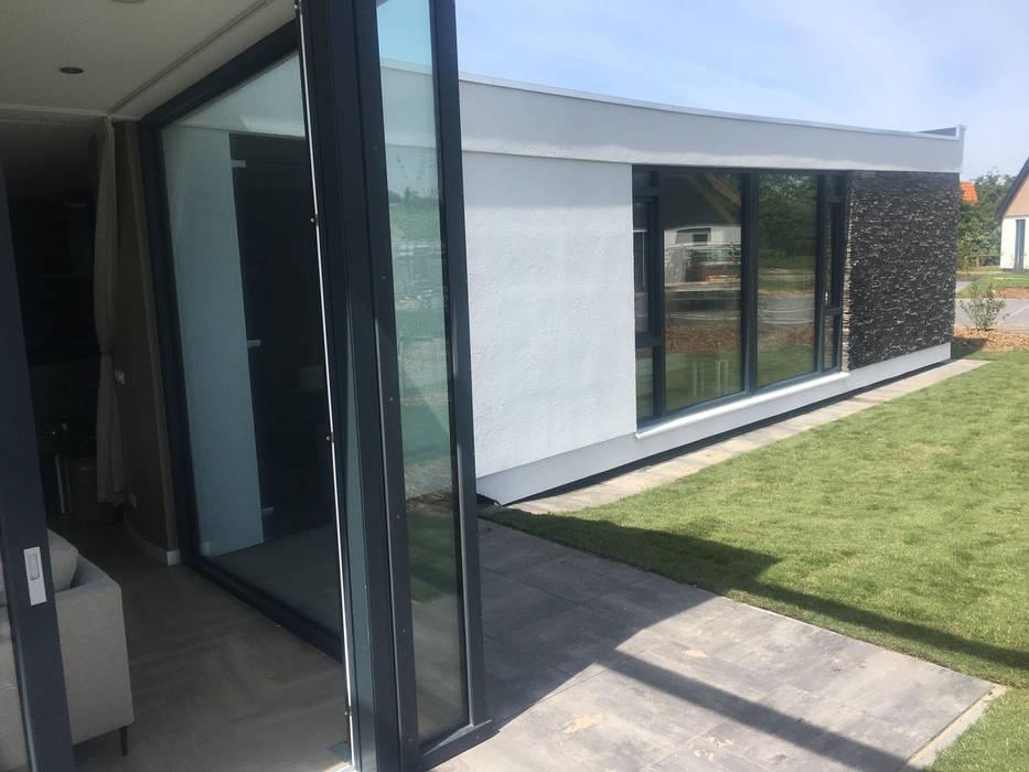 Moderne Fenster & Türen von hans moor architects Modern