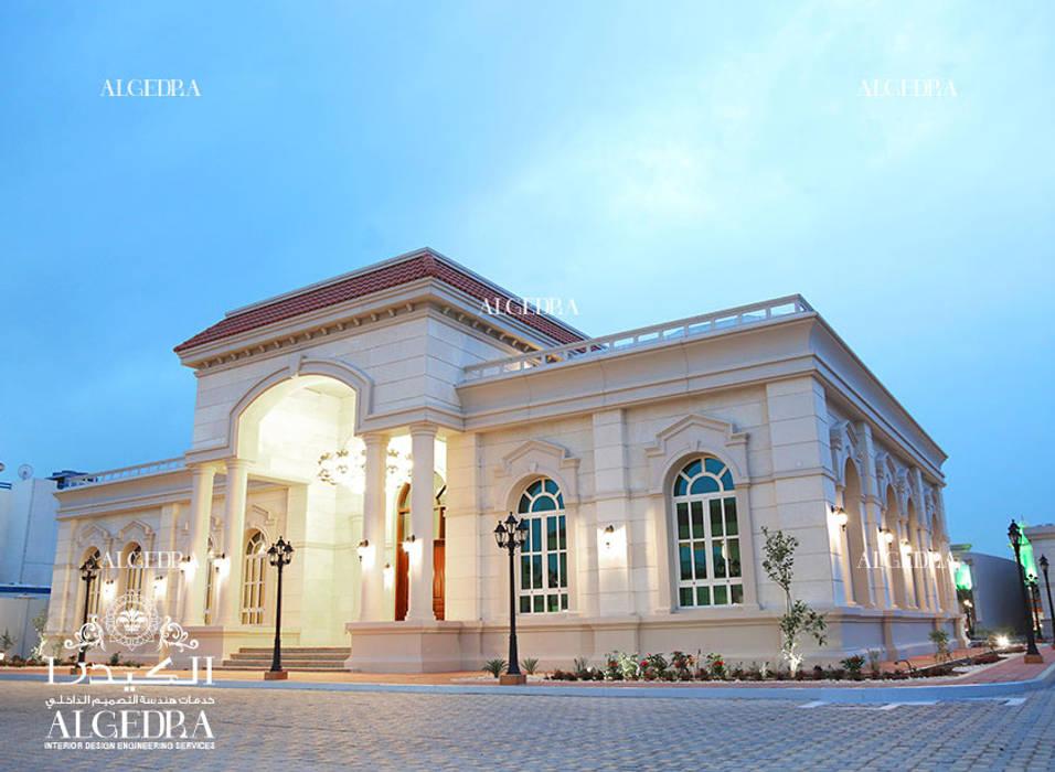 Classic Palace Exterior by Algedra Interior Design Classic