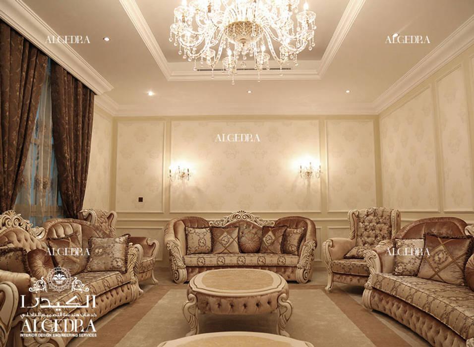 Ladies Majlis Design by Algedra Interior Design Classic