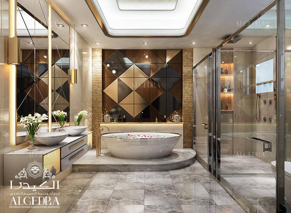 Contemporary Luxury Bathroom Design Modern Bathroom By Algedra Interior Design Modern Homify