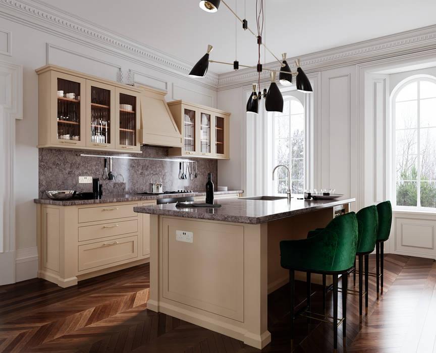 DelightFULL KitchenLighting Copper/Bronze/Brass Black