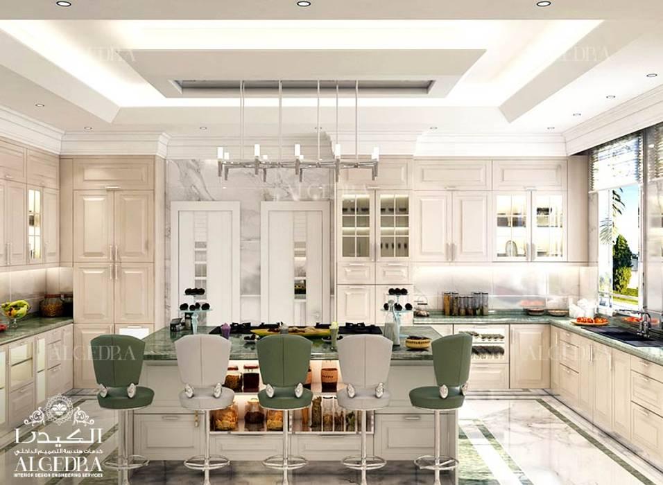 Contemporary Bright Spacious Kitchen Design Algedra Interior Design Kitchen Homify