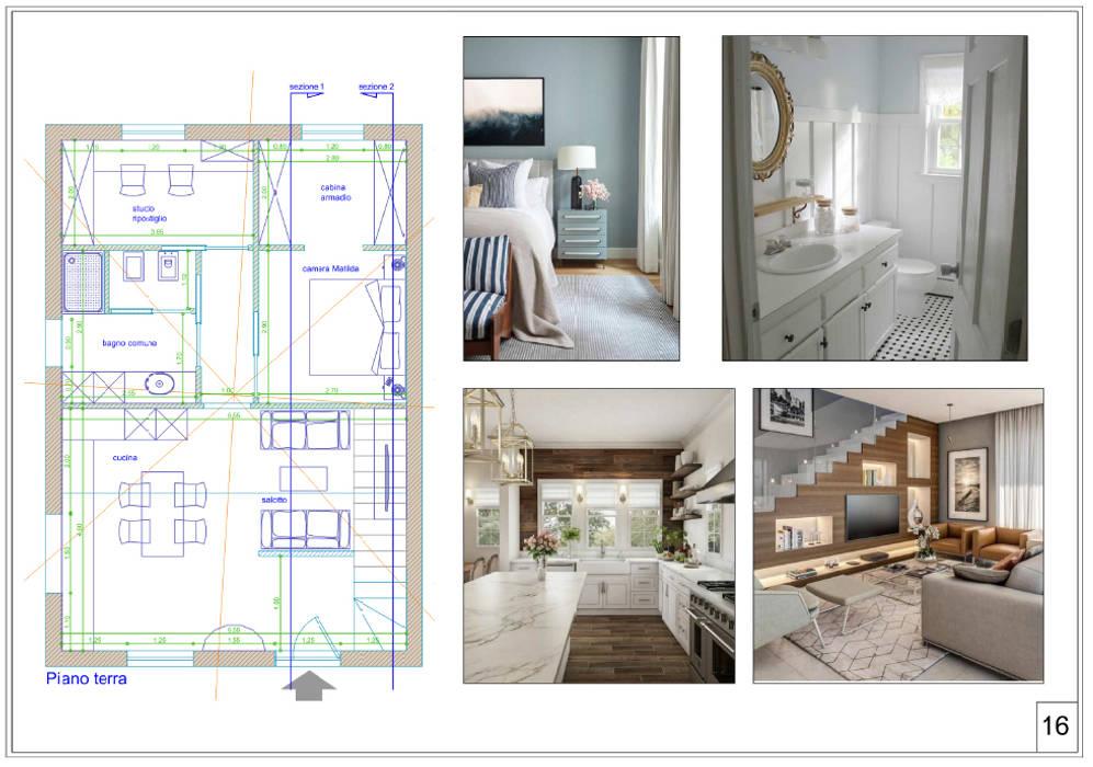 yugen feng shui Corridor, hallway & stairsAccessories & decoration