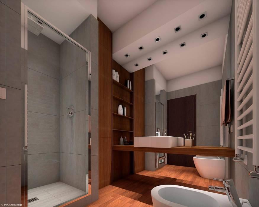 Modern Bathroom by CLARE STUDIO Modern