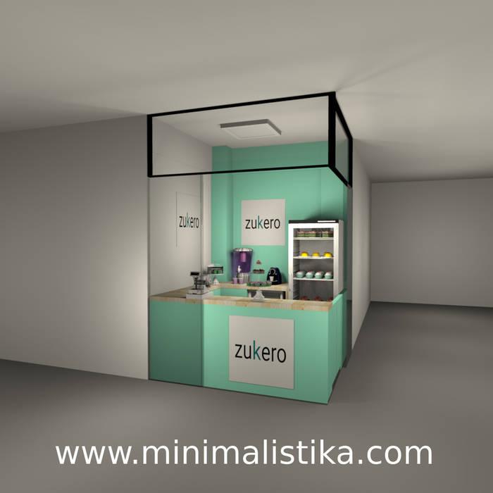 Minimalistika.com Gastronomy Chipboard Green