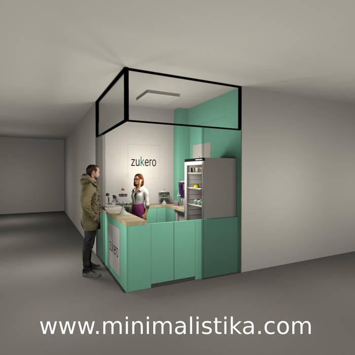 Minimalistika.com Conference Centres Chipboard Transparent