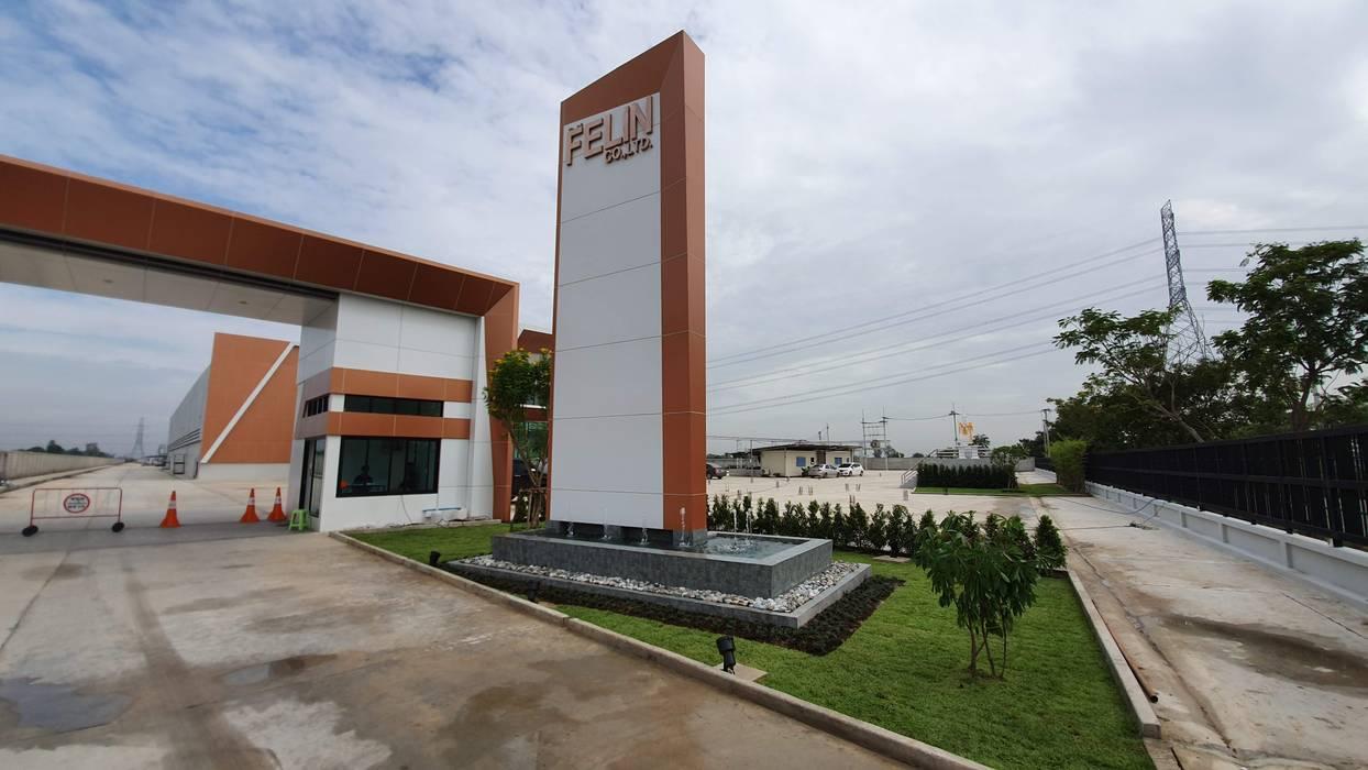 Taman Modern Oleh Trimitcivil&engineering Modern