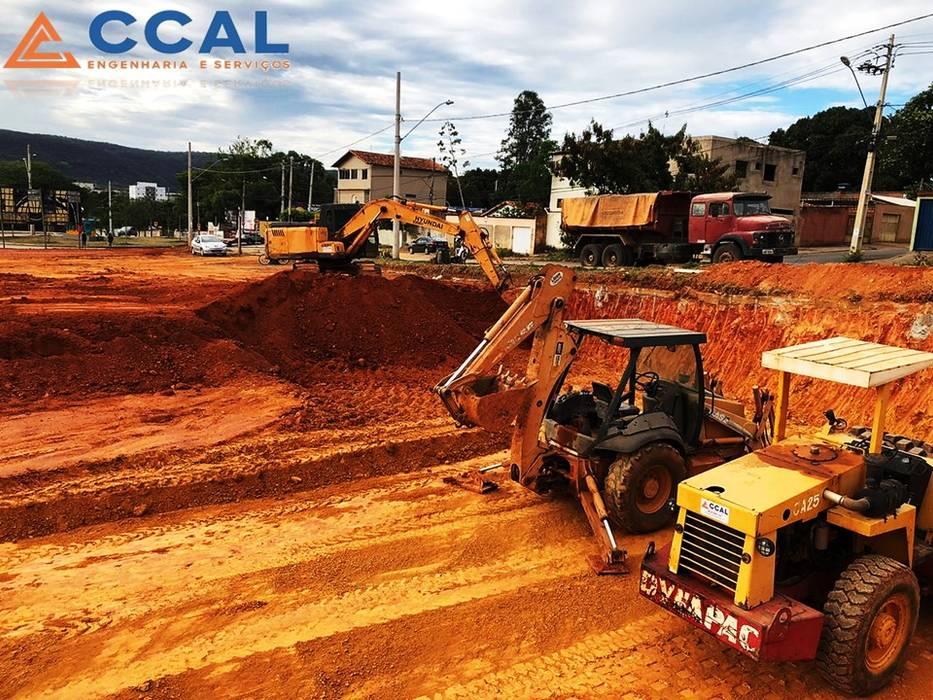 Tratamento e transporte por CCAL Engenharia e Serviços Tropical Pedra