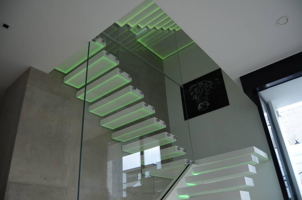 Siller Treppen/Stairs/Scale Tangga Marmer White