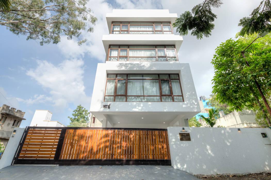 Moderne Häuser von Make My Nest Modern Beton