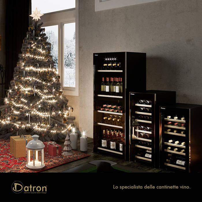 Moderne Weinkeller von Datron   Cantinette vino Modern