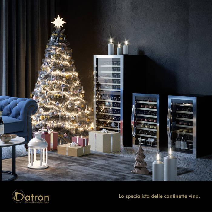 Moderne Weinkeller von Datron | Cantinette vino Modern