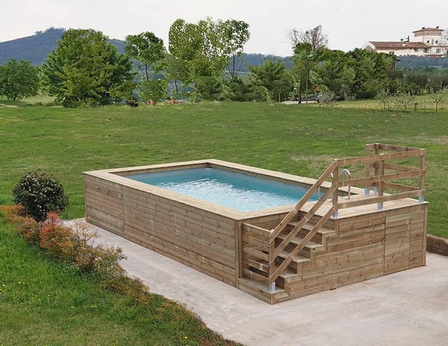 Modern Pool by Aquazzura Piscine Modern