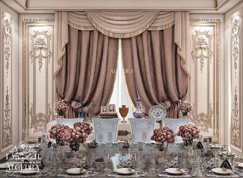 Comedores de estilo clásico de Algedra Interior Design Clásico