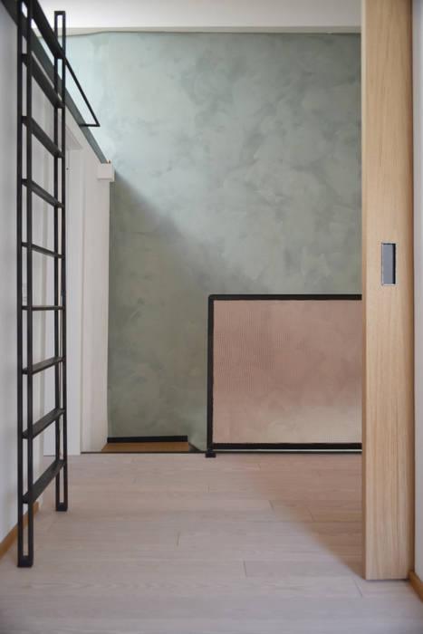 RiceHouse Moderne Wände & Böden