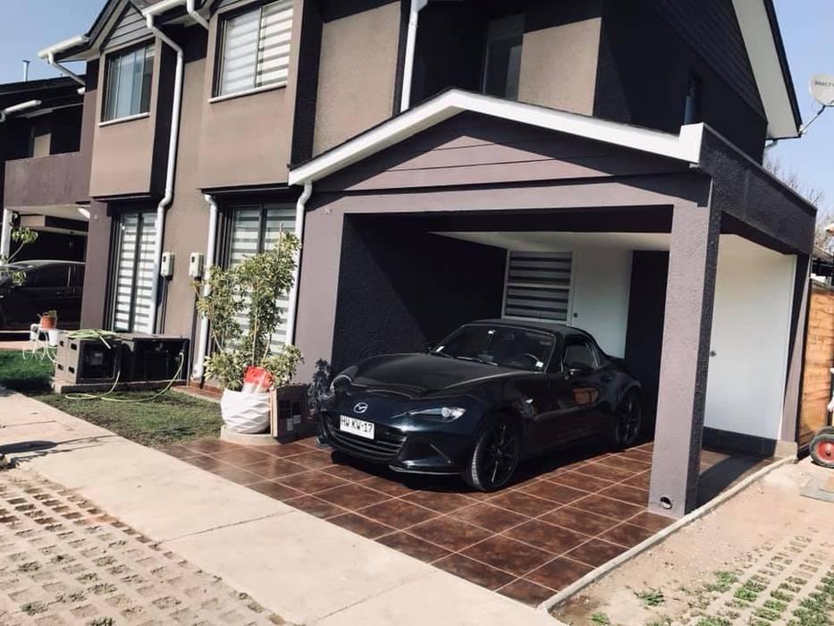 estacionamiento de Recas spa Clásico