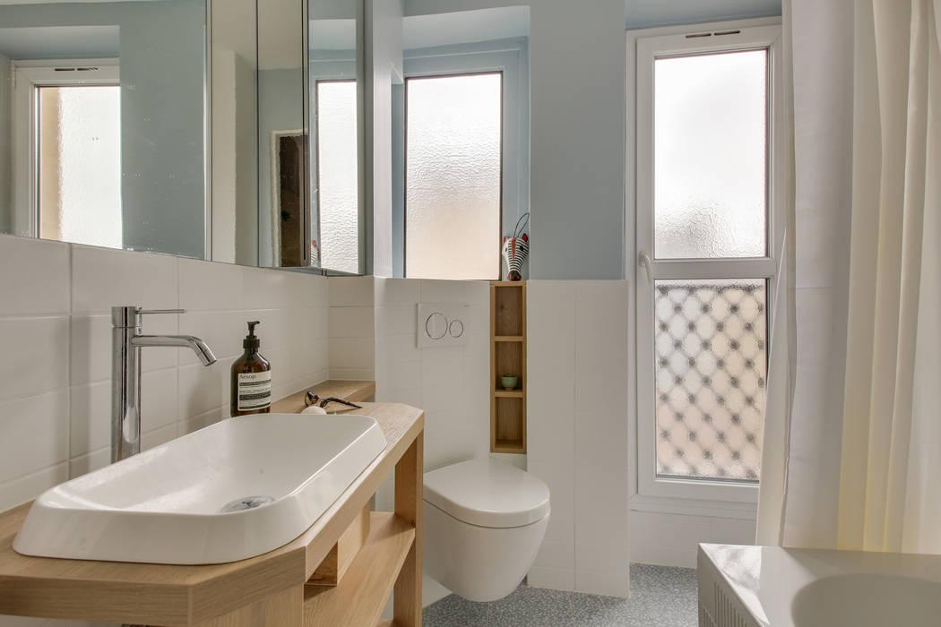 Moderne badezimmer von design d\'intérieur modern | homify
