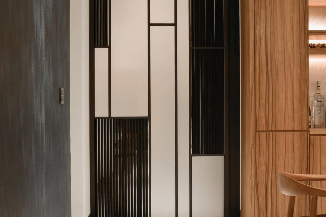 Salas de jantar modernas por SING萬寶隆空間設計 Moderno