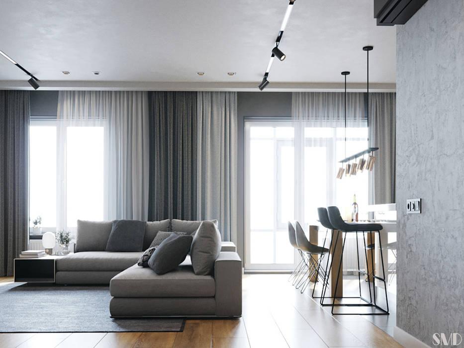 شقة اسطنبول من SMD Decoration تبسيطي MDF