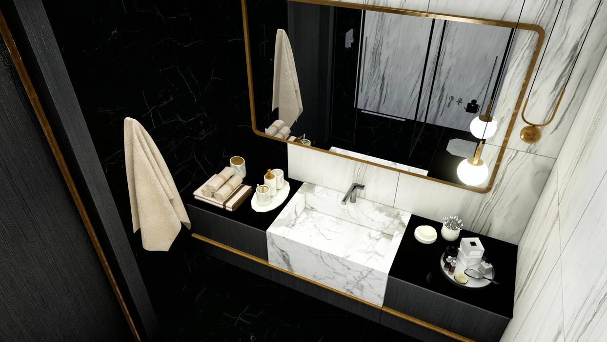 Modern Bathroom by ANTE MİMARLIK Modern