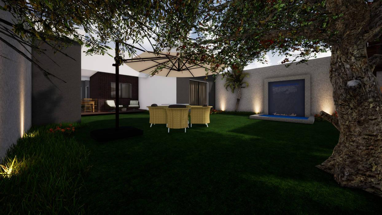 Casa Afonso Pena por Danilo Rodrigues Arquitetura Moderno