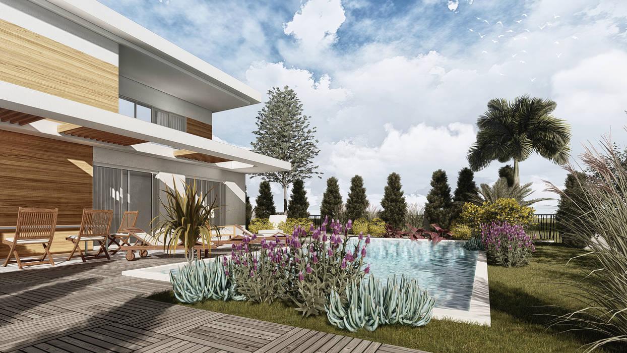 Villa Alesandra CRK İÇ MİMARLIK Modern