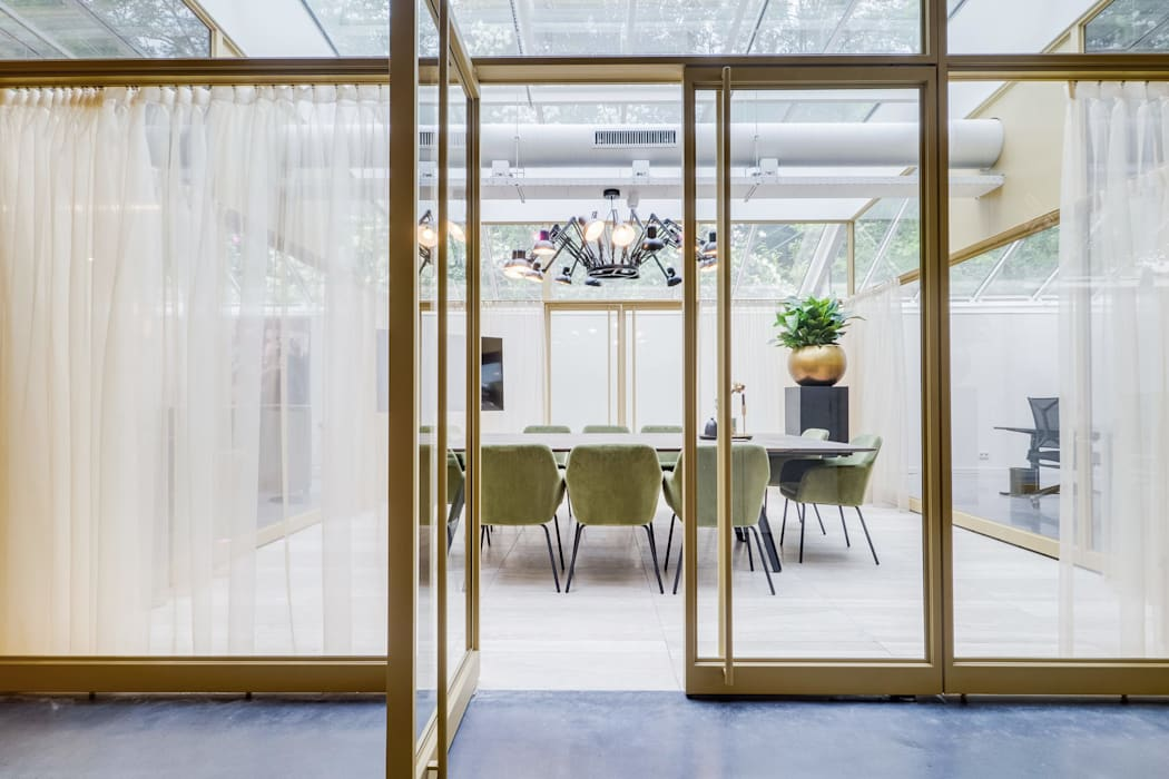 RHAW architecture Industrial style offices & stores