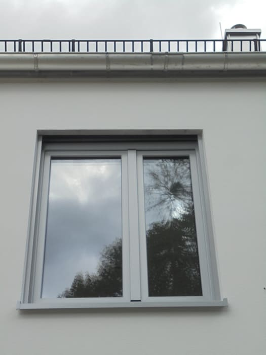 Modern windows & doors by profi bauelemente GmbH & Co. KG Modern