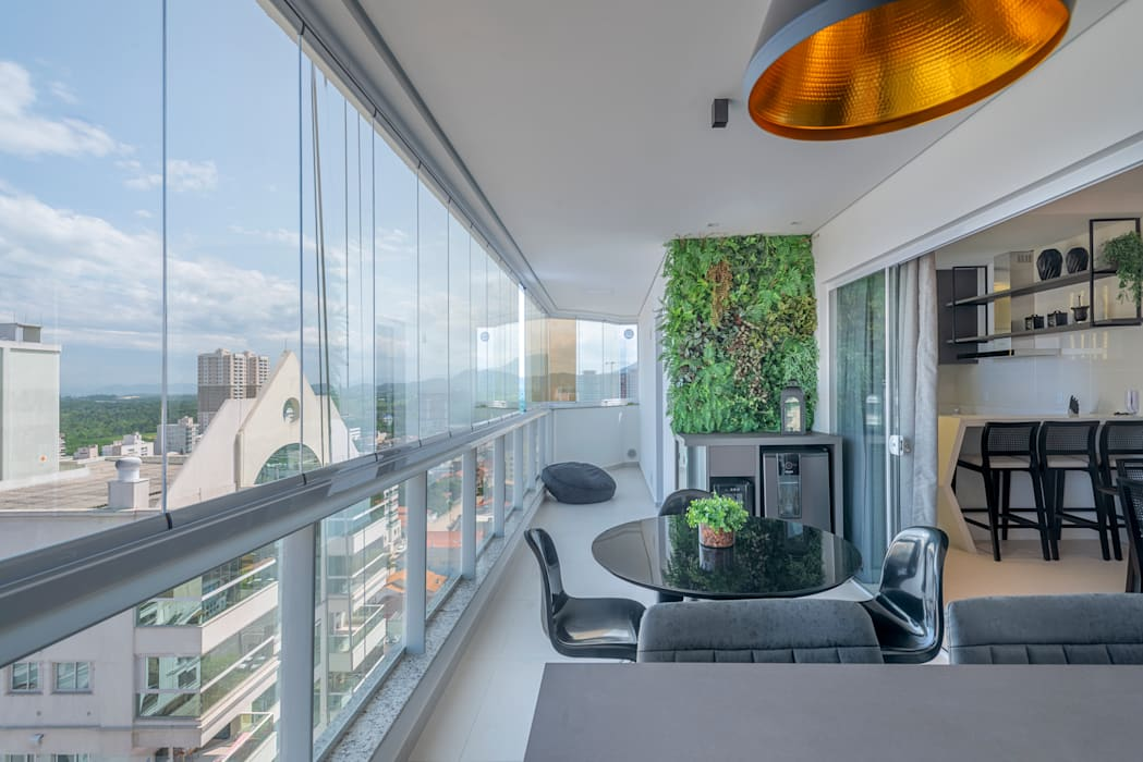Studio Diego Duracenski Interiores Balkon
