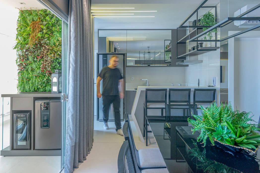 Studio Diego Duracenski Interiores Dapur Modern