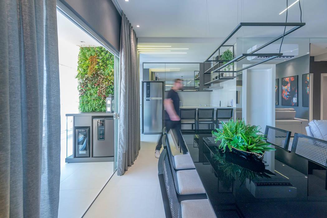 Cozinha Integrada Studio Diego Duracenski Interiores Cozinhas modernas