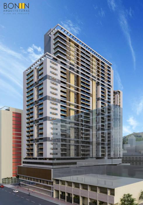 Edifício HGD por BONIN Arquitetura Moderno