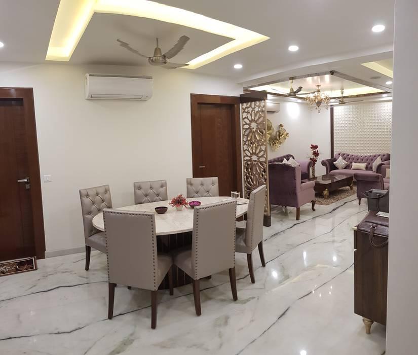 Salas de jantar modernas por Esthetics Interior Moderno