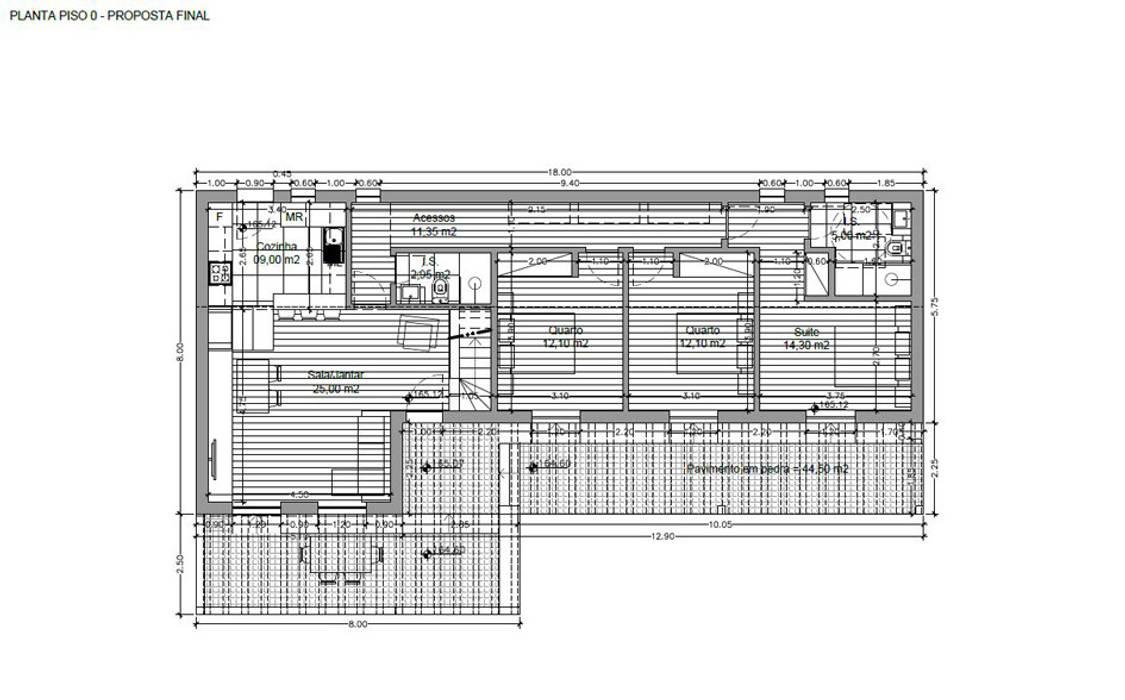 darq - arquitectura, design, 3D Rumah Gaya Rustic